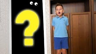 ДИМА В ЧУЖОМ ДОМЕ! Кто там живёт? Как он там оказался? Funny video for kids on DiDiKa TV 2019