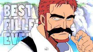 The Legend of the Anime Filler that was Actually FANTASTIC (One Piece)