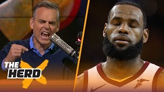 Colin Cowherd on why LeBron