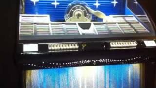 1959 Wurlitzer jukebox model 2300 , we sell restored jukebo