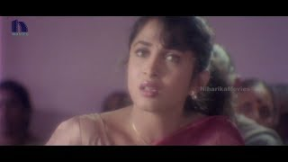 Ramya Krishna Delivery Scene - English Pellam East Godavari Mogudu Movie Scenes