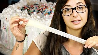 Exploding Condom Cake Prank • Running Out Of Ideas