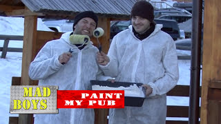 Mad Boys best-of Ep #17 Painting Pranks