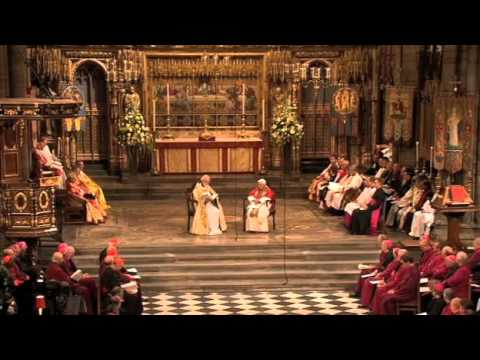 Xxx Mp4 Pope Benedict XVI Evensong In Westminster Abbey Full Video 3gp Sex