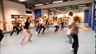 ARAFAT SEGOMA DANCE WORKSHOP