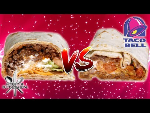 Xxx Mp4 TACO BELL Vs HOMEMADE Plus 10 Facts You DIDN T Know About Taco Bell 3gp Sex
