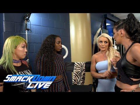Xxx Mp4 Mandy Rose Sonya Deville Mock Asuka Naomi SmackDown Exclusive Sept 25 2018 3gp Sex