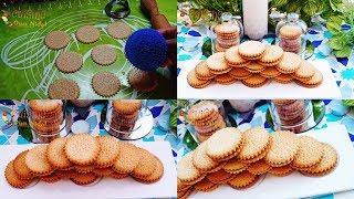 بيسكوي برانس لكوتي الأطفال بدون بيض أو زبدة و بمكونات اقتصادية و صحية لذيذة جداا/ biscuit prince