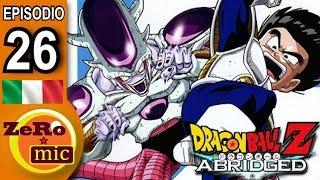 ZeroMic - Dragon Ball Z Abridged: Episodio 26 [ITA]