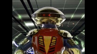 """Power Rangers Operation Overdrive - Alpha and the Power Rangers 
