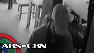 UKG: Pagtangay sa cellphone ng kahera ng restaurant, sapul sa CCTV