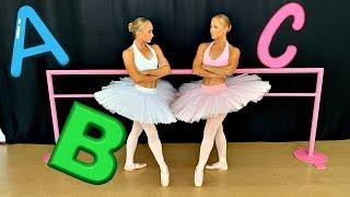 ABC BALLET CHALLENGE!