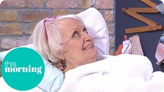 74-Year-Old Pensioner Prepares For A Vagina Facial | This Morning