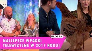 NAJLEPSZE WPADKI W TV W 2017!