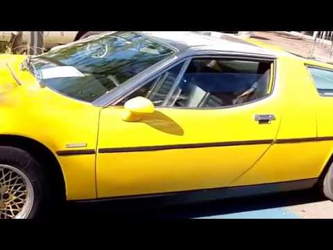 Maserati Bora - 1972