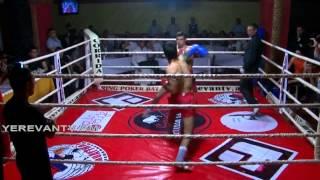 ROMAN KALASHYAN/ TORNADO- MUAY THAI BOXING
