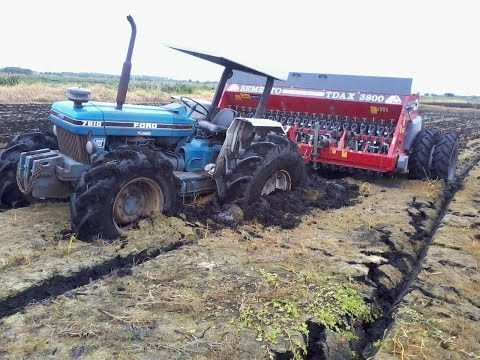 Plantio de Arroz 2013 Planting Rice