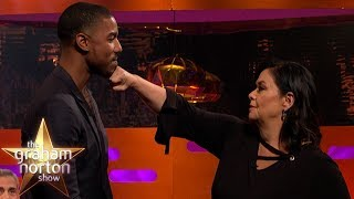 Dawn French Floors Michael B. Jordan! | The Graham Norton Show