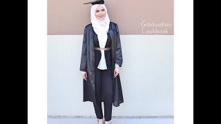 Graduation Lookbook with Omaya Zein