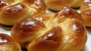لفة الخميرة - المطبخ العراقي | Brioche Rolls