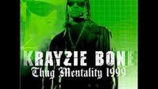 Krayzie Bone - We Starvin' feat. E-40 & Gangsta Boo (Thug Mentality 1999)