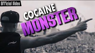 ZATOX - COCAINE MONSTER  (Official Videoclip)