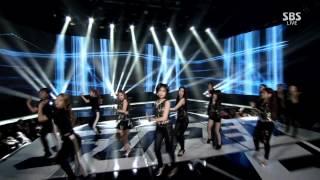 T-ara - Sugar Free 141221SBS Gayo Daejun