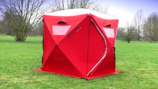 Qube Tents - Campaign Launch - March 2017