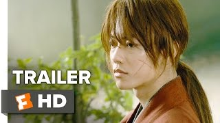 Rurouni Kenshin: Origins Official US Release Trailer (2016) - Emi Takei Movie