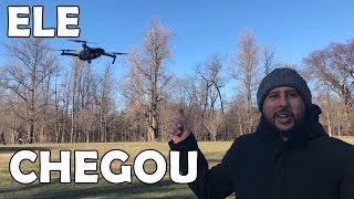 VOANDO COM DRONE EM NEW YORK