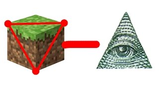 Minecraft is Illuminati