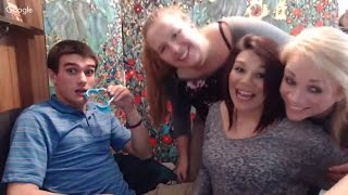 Eavesdropping on eBay Chat with Mike & Lindey! Say Hi to Mom!