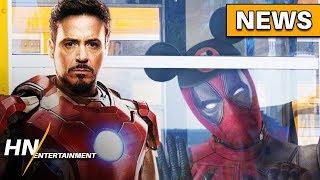 Ryan Reynolds Reacts to Disney FOX Deal Closing & Deadpool Future