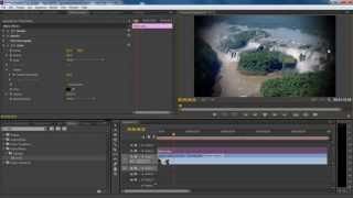How to Create a Vignette Effect in Adobe Premiere Pro CS6