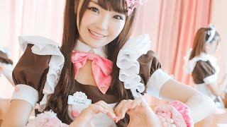 MAID CAFE - ONLY IN JAPAN
