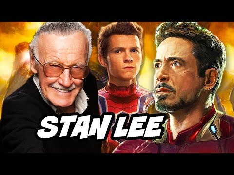 Xxx Mp4 Remembering Stan Lee Marvel Comics And Marvel Movie Cameos 3gp Sex