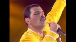 Queen - A Kind of Magic (Live at Wembley Stadium, Friday 11 July 1986) First Concert