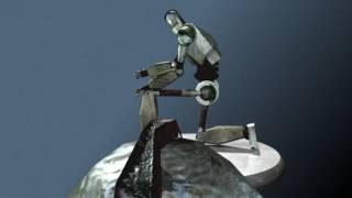 Iron Giant 3D Animation