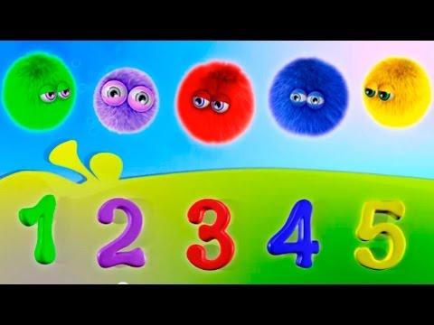 Zeemzoom - Çizgi Film - Sayıları öğreniyoruz