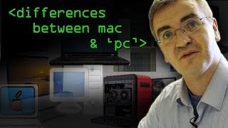 Just How do Macs and PCs Differ? - Computerphile