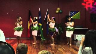 Solomon Islands Celebration