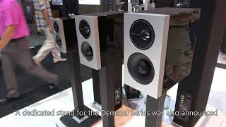 Definitive Technology  Demand Series Speakers Unveiled at CEDIA 2017