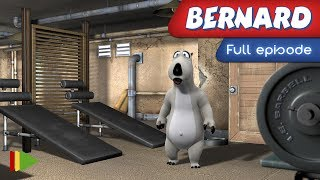 Bernard Bear (HD) - 01 - The Gym