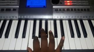Bairavaa Varlaam Varlaam Vaa Theme Song Keyboard Notes