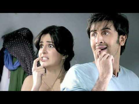 Jagga Jasoos   Ranbir Kapoor & Katrina Kaif Hot Scene