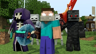 "♪""Raiders - Minecraft Parody of Closer by The Chainsmokers"" ♫ (ANIMATED MUSIC VIDEO)"