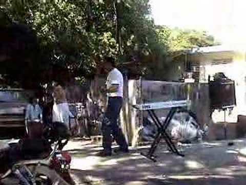 Culto Evangelistico en la Calle