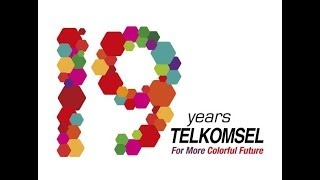 Greeting 19 Tahun Telkomsel