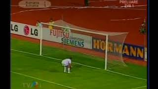 QWC 2006 Romania vs. Armenia 3-0 (08.06.2005)