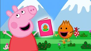 Peppa Pig English Episodes Storytime with Peppa! Reading Month 2018 Special  #PeppaPig